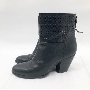Nine West NWhippychic Black2le Boots Size 8m